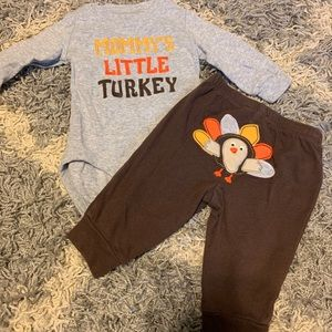 3 month Thanksgiving Outfit